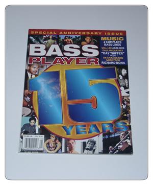 Bass Player Magazine - January 2004