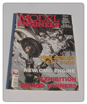 Model Engineer Vol 196 #4268 3rd March 2006