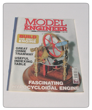 Model Engineer Vol 197 #4279 4th August 2006