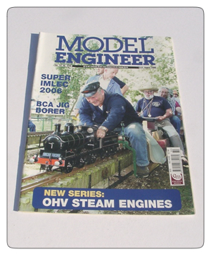 Model Engineer Vol 197 #4280 18th August 2006