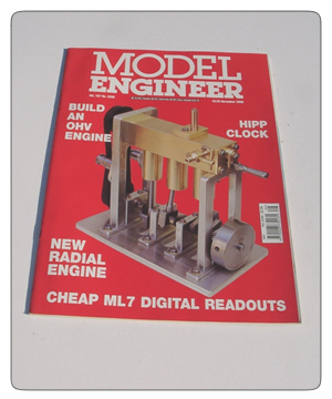 Model Engineer Vol 197 #4286 10th November 2006