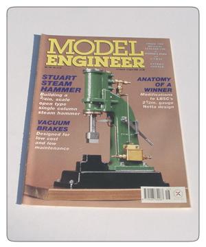 Model Engineer Vol 184 #4116 24th March 2000
