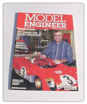 Model Engineer Vol 198 #4296 30th March 2007
