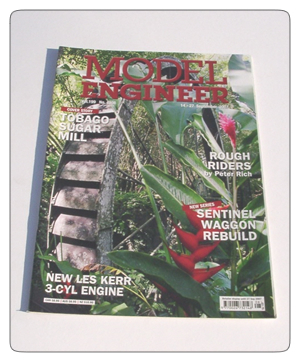 Model Engineer Vol 199 #4308 14th September 2007