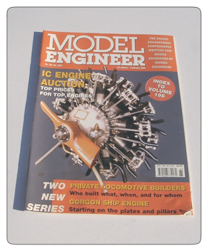 Model Engineer Vol 196 #4265 20th January 2006