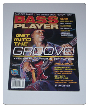 Bass Player Magazine - May 2004