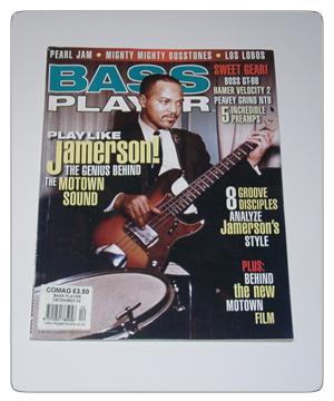 Bass Player Magazine December 2002