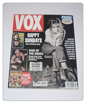 Vox Magazine Issue 04