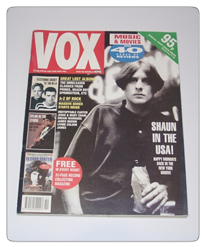 Vox Magazine - First Issue