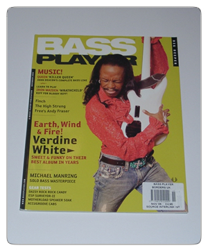 Bass Player Magazine November 2005