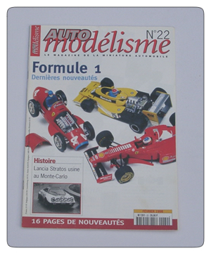 Auto Modelisme Issue 22 February 1998