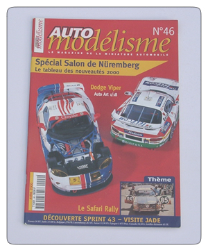 Auto Modelisme Issue 46 February 2000