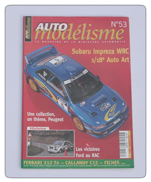 Auto Modelisme Issue 53 December 2000