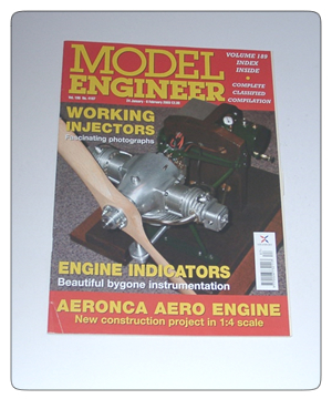 Model Engineer Vol 190 #4187 24th January 2003