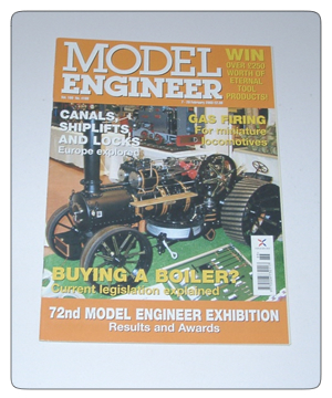 Model Engineer Vol 190 #4188 7th February 2003