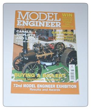 Model Engineer Vol 190 #4188 7th February 2003