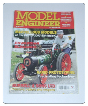 odel Engineer Vol 192 #4212 9th January 2004