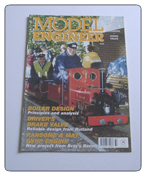 Model Engineer Vol 186 #4137 January 12th 2001