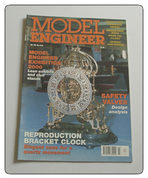 Model Engineer Vol 186 #4143 April 6th 2001