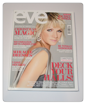 Eve magazine December 2007