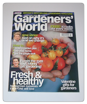 Gardeners World - February 2006 issue