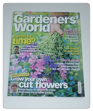 Gardeners World - January 2007 issue