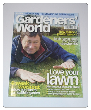 Gardeners World - April 2006 issue