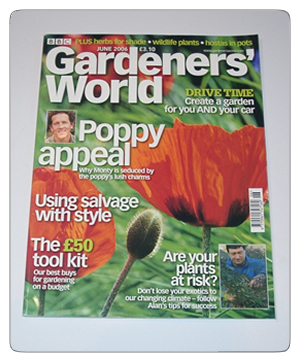 Gardeners World - June 2006 issue