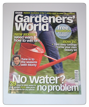 Gardeners World - July 2006 issue