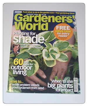 Gardeners World - August 2006 issue