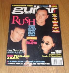 Guitar July 1996