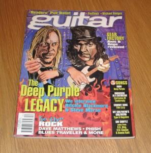 Guitar December 1996