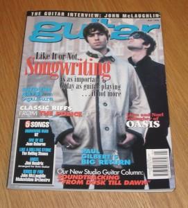 Guitar May 1996