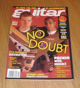 Guitar May 1997