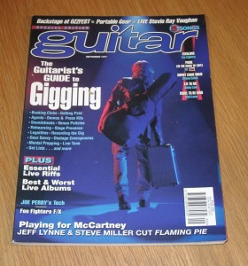 Guitar September 1997