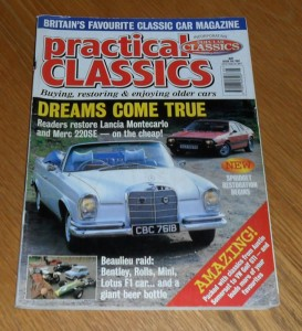 Practical Classics Magazine May 1997