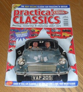 Practical Classics Magazine May 1998