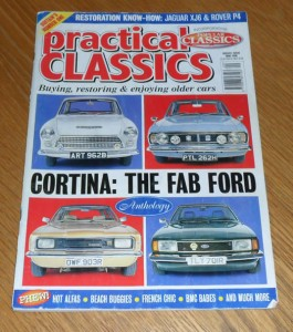 Practical Classics Magazine August 1998