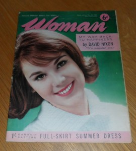 Woman Magazine, May 28th 1960