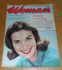 Woman Magazine, November 19th 1960