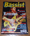 Bassist Magazine Issue 6 1995