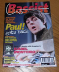 Bassist Magazine January 1996