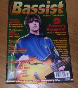 Bassist Magazine July 1996