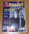 Bassist Magazine First Issue November 1994