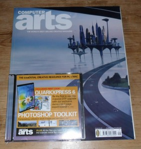 Computer Arts September 2003