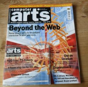 Computer Arts April 2001