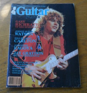 Guitar Player February 1982