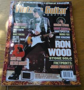 Vintage Guitar January 2011