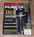 Bass Player Magazine, September 2007