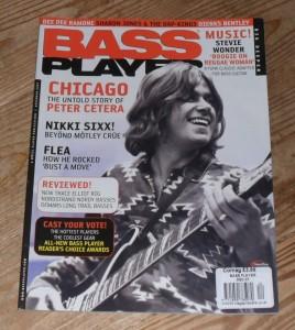 Bass Player Magazine, December 2007